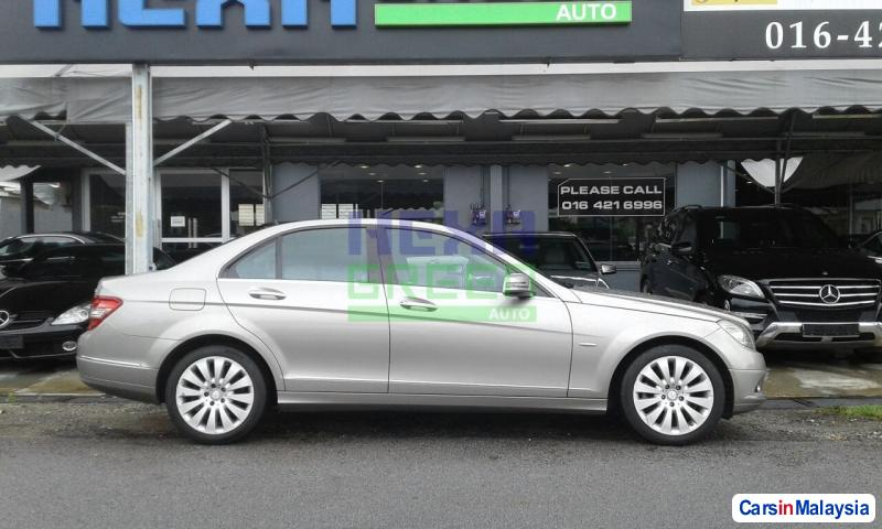 Mercedes Benz C-Class Automatic 2009 in Penang
