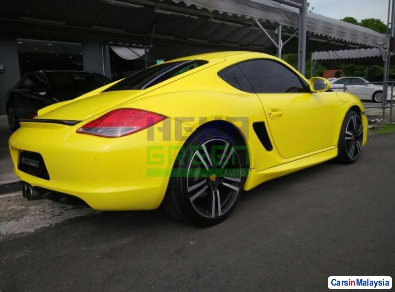 Porsche Cayman Automatic 2009 in Malaysia