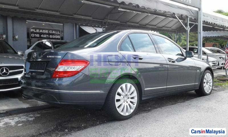 Mercedes Benz C-Class Automatic 2009 in Malaysia