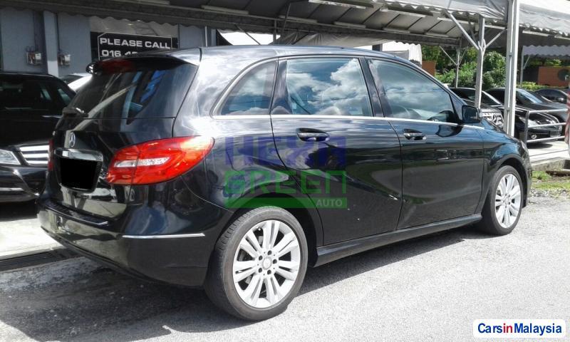 Mercedes Benz B200 CDI Automatic 2013 in Malaysia