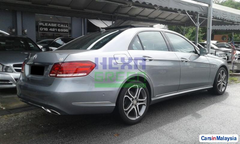 Mercedes Benz E250 Automatic 2013 in Malaysia