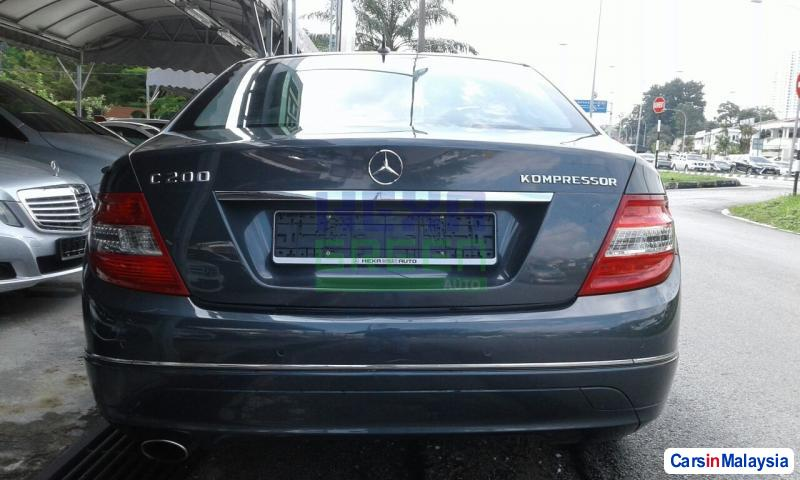 Picture of Mercedes Benz C-Class Automatic 2009 in Penang