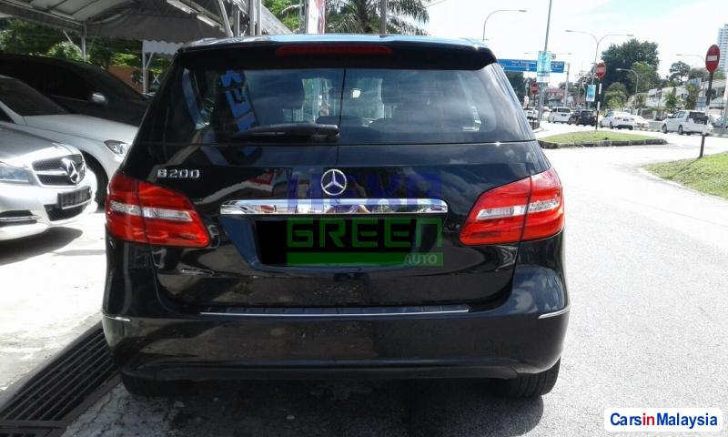 Picture of Mercedes Benz B200 CDI Automatic 2013 in Penang