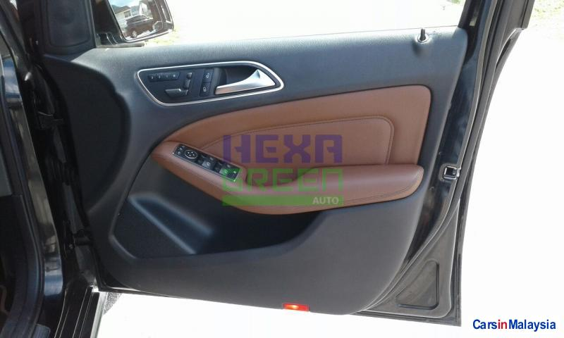 Mercedes Benz B200 CDI Automatic 2013 in Penang - image