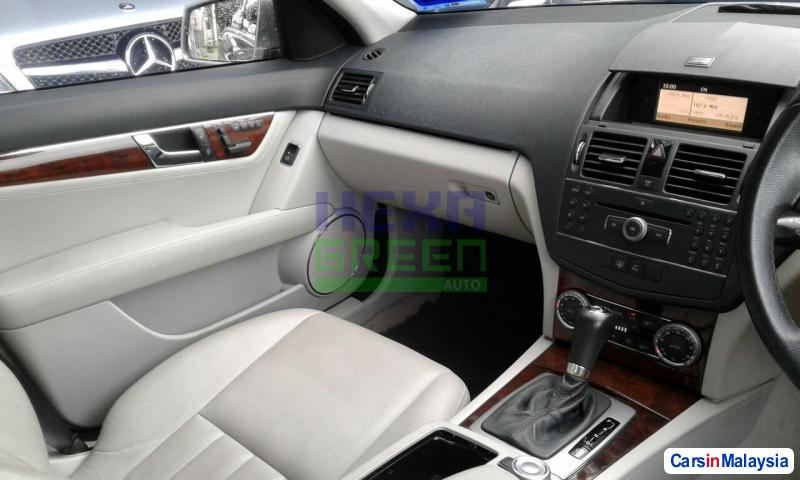 Mercedes Benz C-Class Automatic 2009 in Malaysia - image