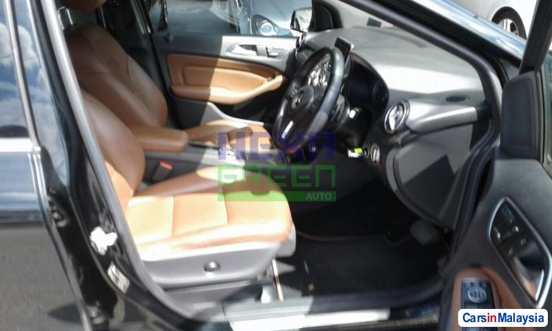 Mercedes Benz B200 CDI Automatic 2013 in Malaysia - image