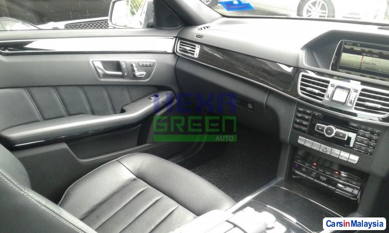 Mercedes Benz E250 Automatic 2013 in Malaysia - image