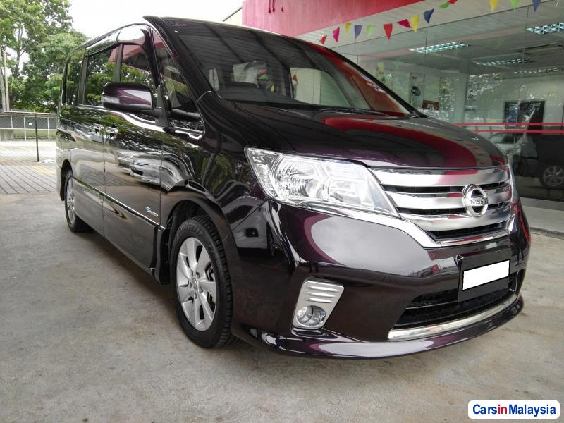 Picture of Nissan Serena Automatic 2013