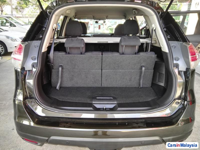 Picture of Nissan X-Trail Semi-Automatic 2015 in Malaysia
