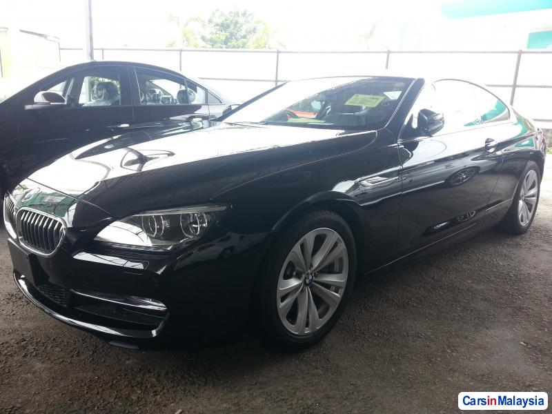 Picture of BMW 6 Series Semi-Automatic 2012