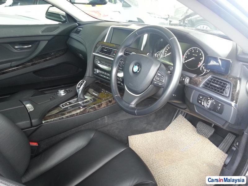 BMW 6 Series Semi-Automatic 2012 in Kuala Lumpur