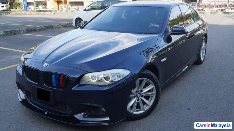 Picture of BMW 5 Series Automatic 2015