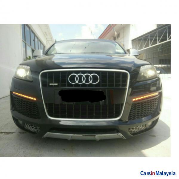 Audi Q7 Automatic 2007