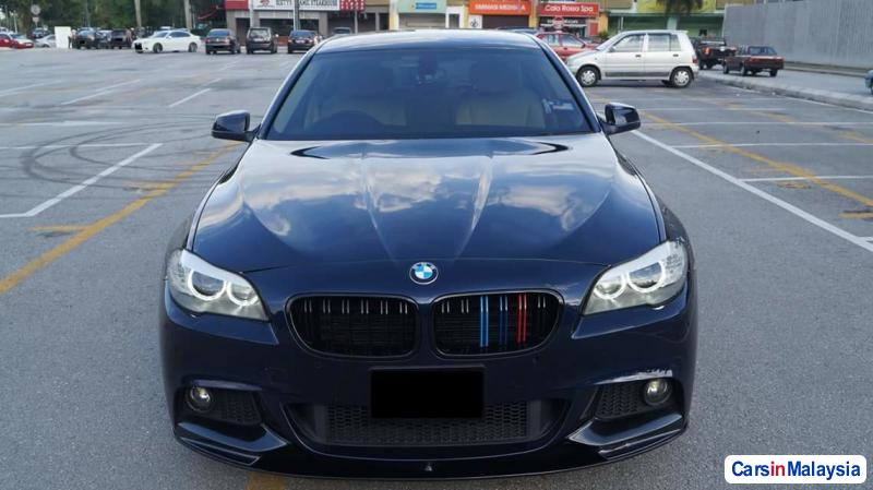 BMW 5 Series Automatic 2015