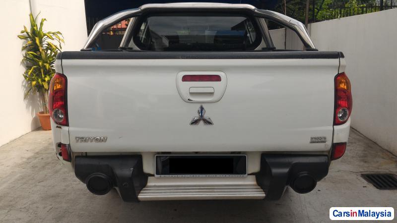 Mitsubishi Triton Manual 2012 in Selangor
