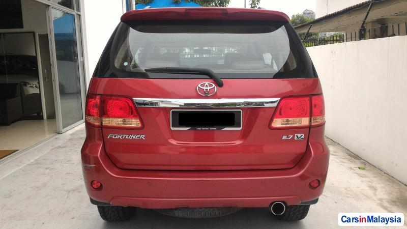 Toyota Fortuner Automatic 2006 in Selangor
