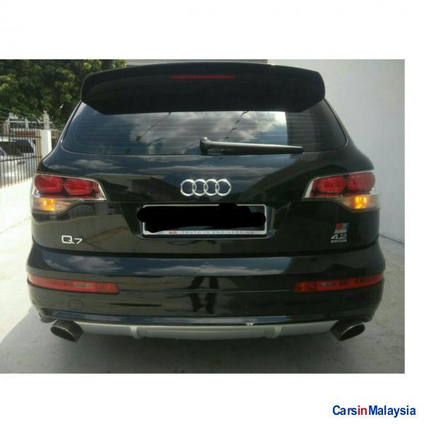Audi Q7 Automatic 2007 - image 3