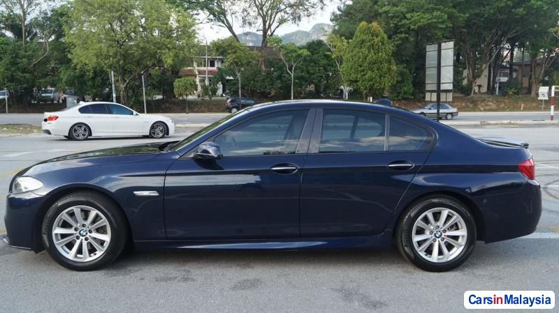 BMW 5 Series Automatic 2015 in Selangor