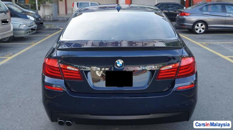 BMW 5 Series Automatic 2015 in Malaysia