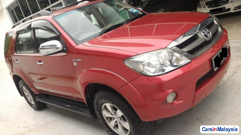 Picture of Toyota Fortuner Automatic 2006 in Selangor