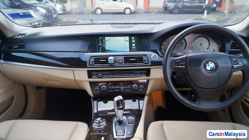 BMW 5 Series Automatic 2015 in Malaysia - image