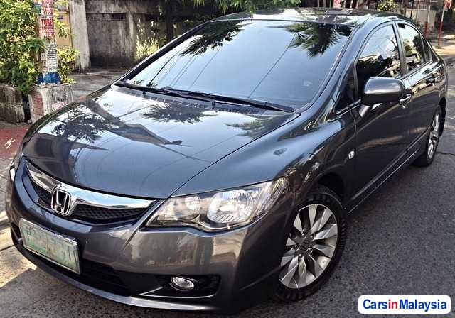 Picture of Honda Civic Automatic 2016