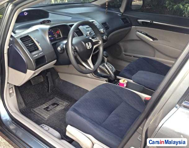 Honda Civic Automatic 2016