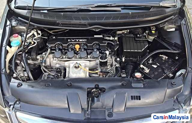 Honda Civic Automatic 2016 in Sabah
