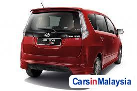 Picture of Perodua Alza Manual