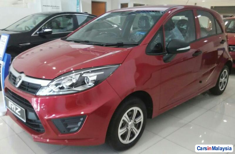 Picture of Proton Iriz Semi-Automatic