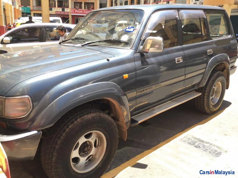Toyota Land Cruiser Manual 1993 in Sabah
