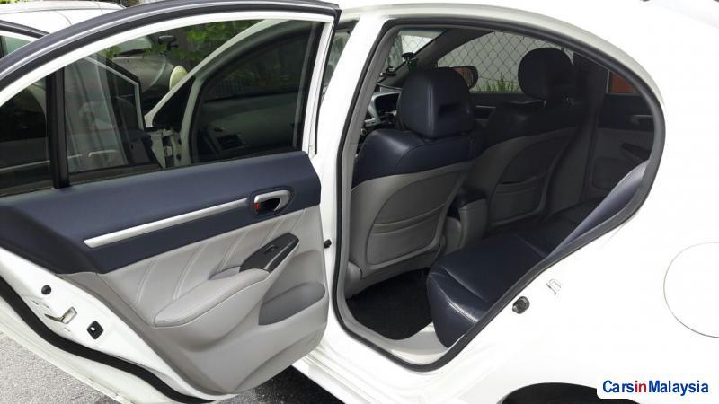 Honda Civic Automatic 2011 in Malaysia