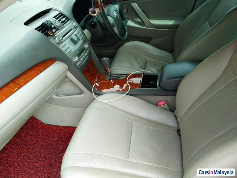 Toyota Camry Automatic 2007 in Malaysia