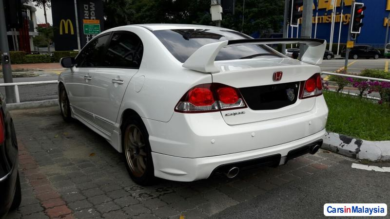 Picture of Honda Civic Automatic 2011 in Malaysia