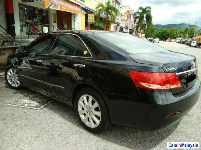 Picture of Toyota Camry Automatic 2007 in Malaysia