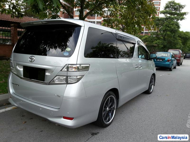 Picture of Toyota Vellfire Automatic 2008 in Malaysia