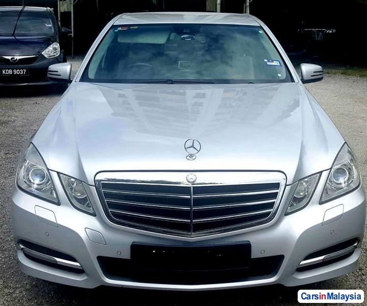 Picture of Mercedes Benz 250D Automatic 2013
