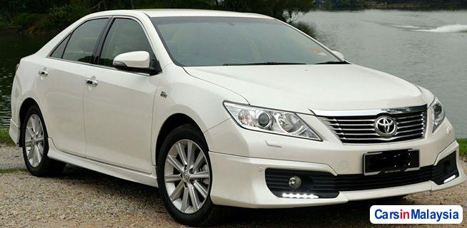 Picture of Toyota Camry 2014