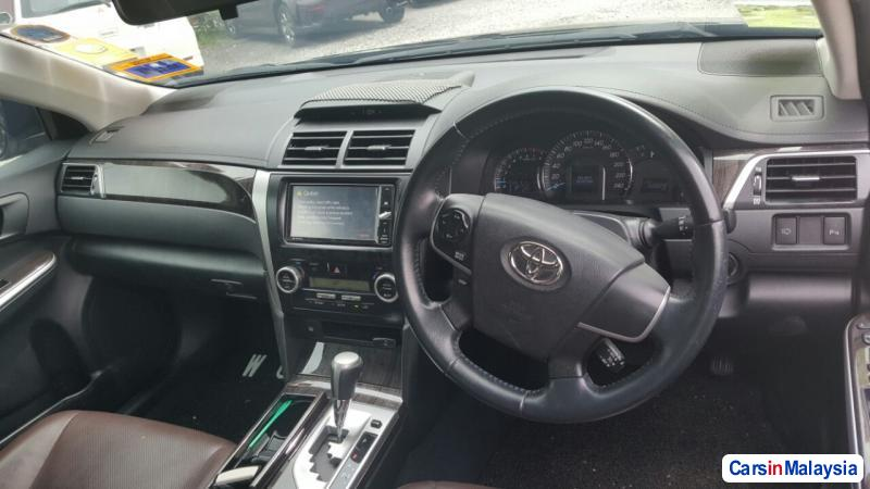 Toyota Camry 2014 in Malaysia