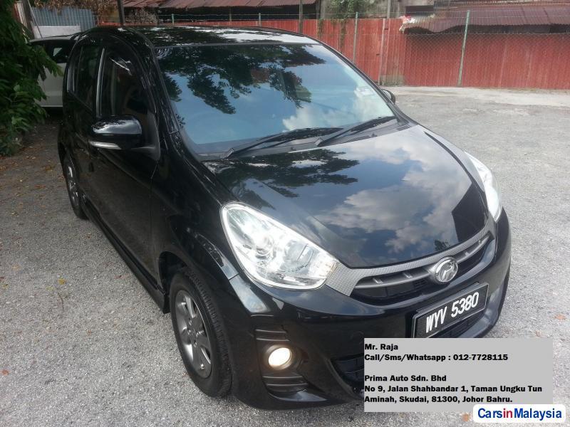 Pictures of Perodua Myvi Automatic 2013