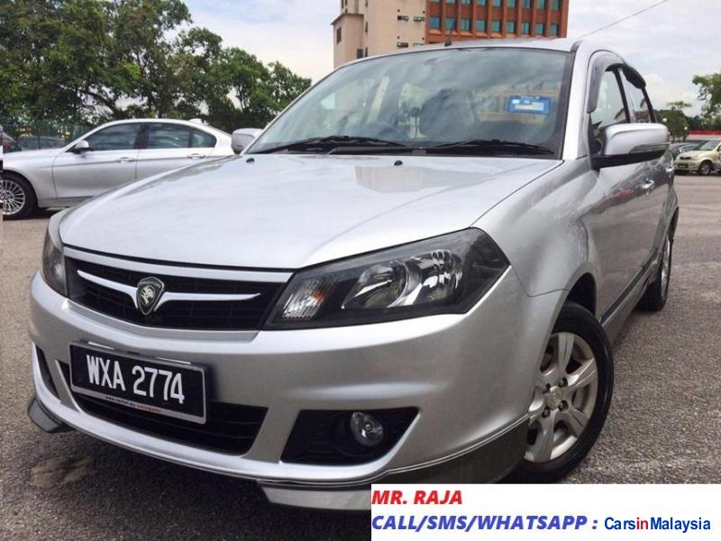 Picture of Proton Saga Automatic 2013