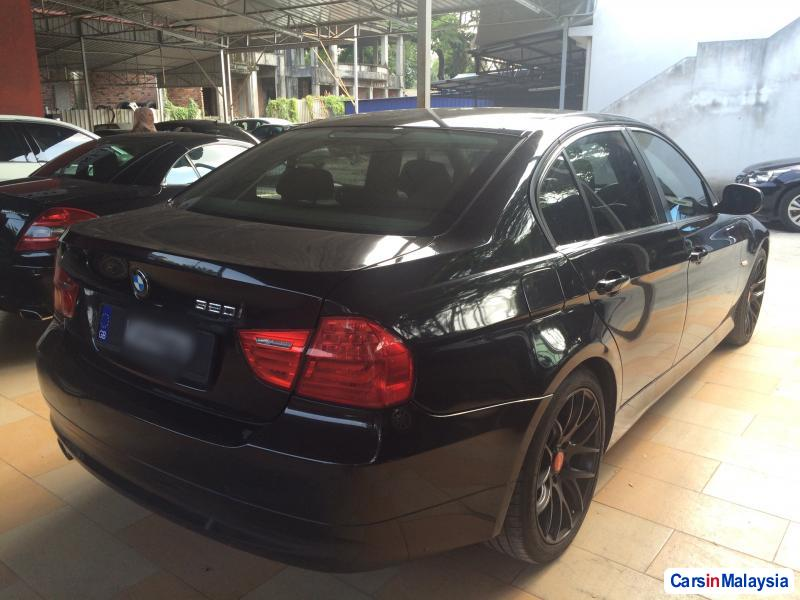 BMW 3 Series Automatic 2008