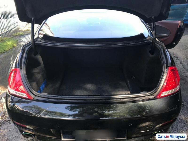 BMW 6 Series Automatic 2007 - image 6