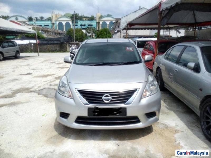 Picture of Nissan Almera Automatic 2013