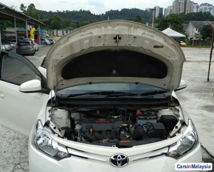 Toyota Vios Automatic 2014