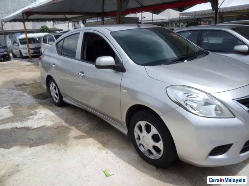 Nissan Almera Automatic 2013 in Malaysia