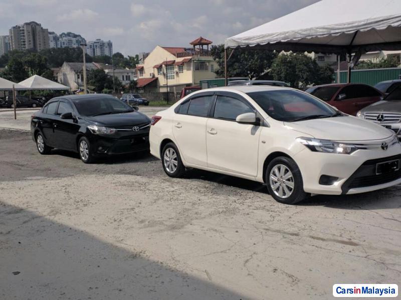 Toyota Vios Automatic 2014 in Malaysia