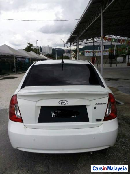 Picture of Hyundai Accent Automatic 2010 in Kuala Lumpur