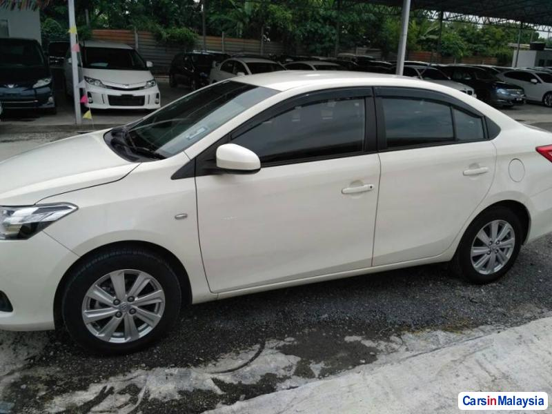 Picture of Toyota Vios Automatic 2014 in Kuala Lumpur