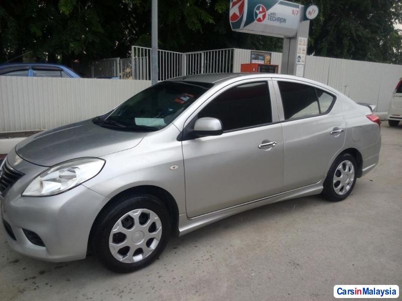 Picture of Nissan Almera Automatic 2013 in Malaysia